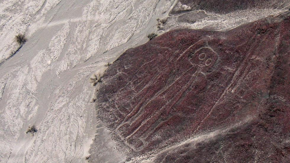 11. Nazca Lines, Peru - 50 Stunning Aerials That Will Make You See the World in New Ways (PHOTOS)