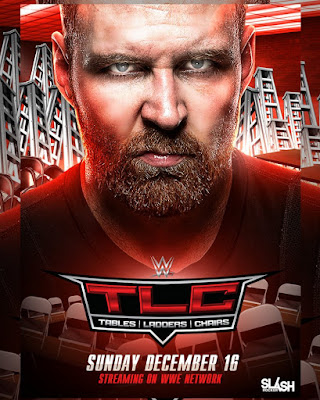 WWE TLC 2018 Custom HD Latino