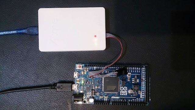新竹勞倫斯: 用ATmel Studio 7 0 + ATmel-ICE開發Arduino專案