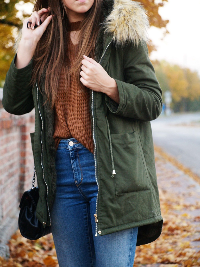 MY FAV JACKET PARKA | CHICHILONDON