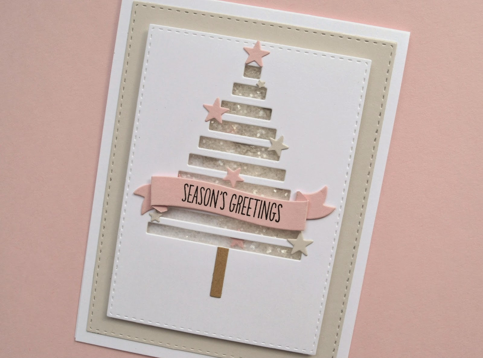 Recollections Bright Christmas Cards