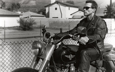 Wallpaper Arnold Schwarzenegger