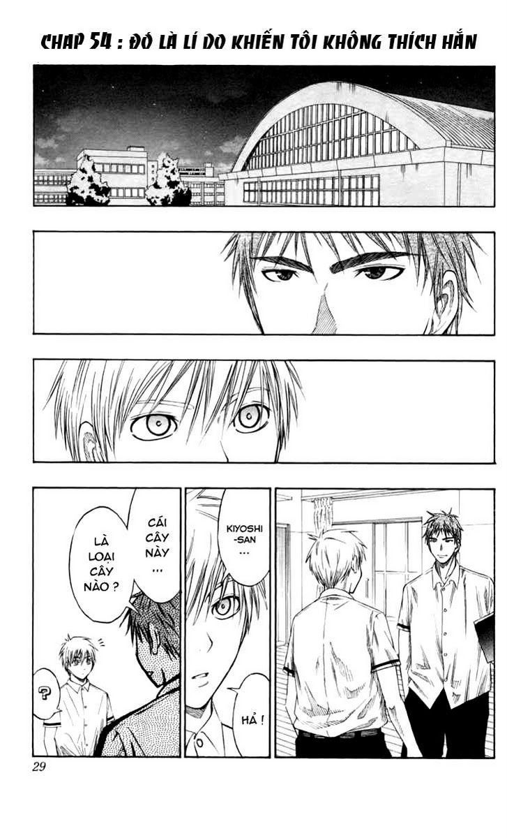 Kuroko No Basket chap 054 trang 3