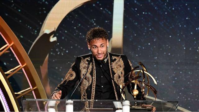 Neymar 10 Atlet Pendapatan Tertinggi di dunia