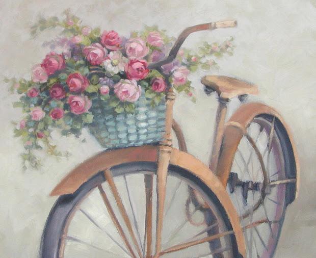 """Chateau De Fleurs """"april Showers Bring Flowers"""""""