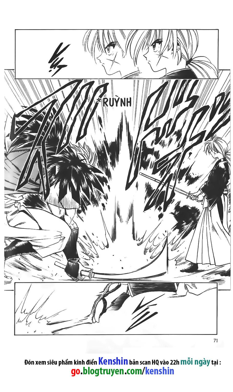 Rurouni Kenshin chap 36 trang 11
