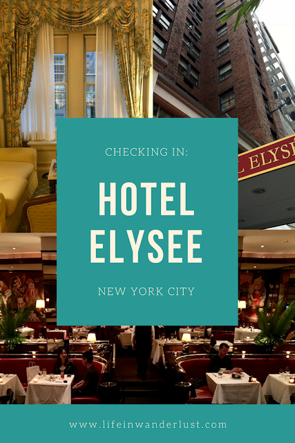 Hotel Elysee Review