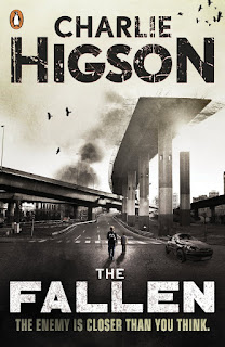 Cover art for The Fallen (The Enemy #5) by Charlie Higson