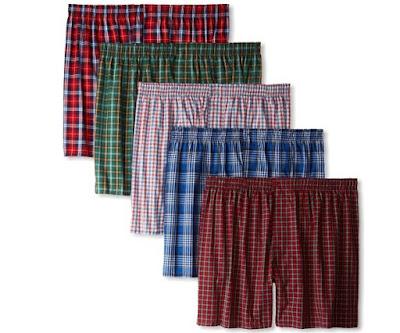 Hanes Men's Boxer Shorts
