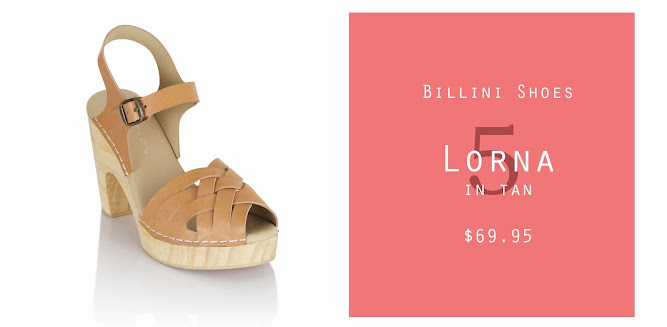 Billini Shoes  LORNA TAN