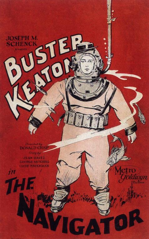 Jeff Rapsis / Silent Film Music: Preparing for Keaton's 'The
