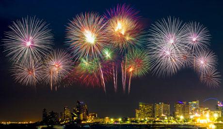 Ucapan Selamat Tahun Baru dalam Bahasa Inggris