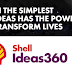 Apply For:2017 SHELL Ideas360 Competition for University Students Worldwide (FULLY FUNDED TO LONDON)