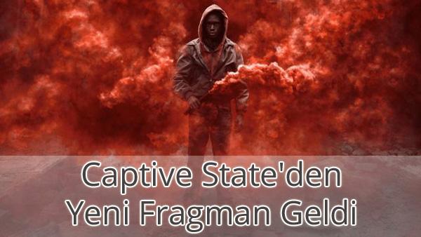 Captive State Fragman İzle
