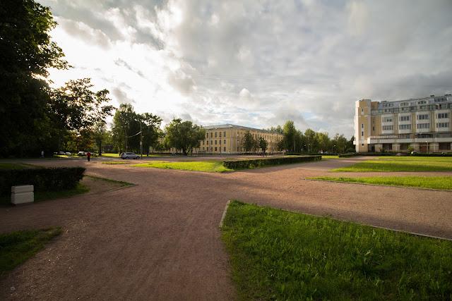 Фотографии Петергофа