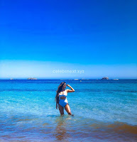 NIHARIKAA AGARWAL Stunning Beautiful Bikini Pics vacation Beach June 2018 ~ .xyz Exclusive Celebrity Pics 005.jpg