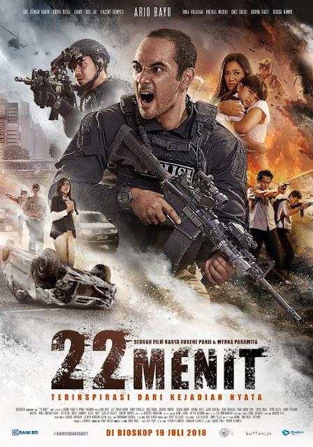 Review Film 22 Menit: 71 Menit yang Memukau