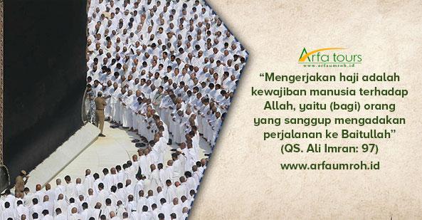 Ayat tentang Haji