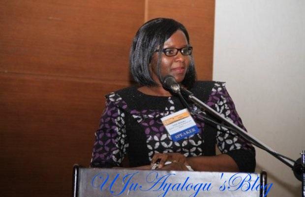 APC suspends Buhari's aide, Juliet Ibekaku