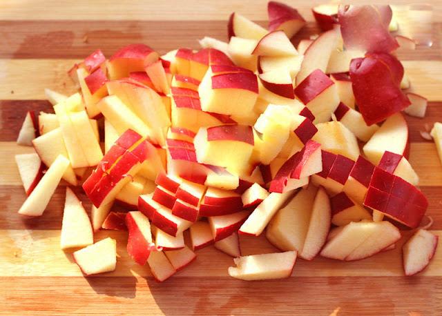 Hướng dẫn làm kem dưỡng ban đêm nuôi dưỡng tái tạo da từ quả táo
