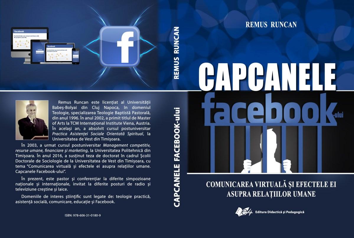 Lansare de carte - Capcanele Facebook-ului de Remus Runcan
