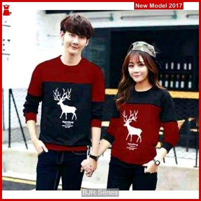 BJR022 Fashion C Baju Couple Moose Murah Grosir BMG