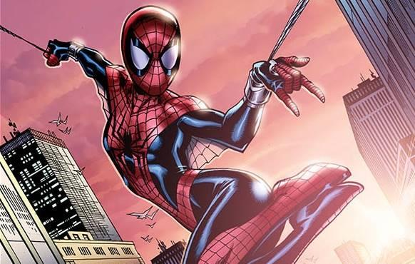 semua jenis spider-woman spidergirl