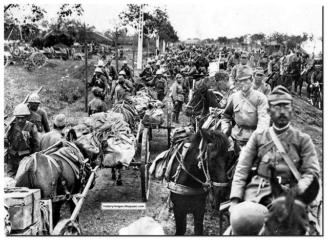 japan invades china 1931 37 On july 7, 1937 a clash occurred between chinese and japanese troops near peiping in north china when this clash was followed by indications of intensified military activity on the part of japan, secretary of state hull urged upon the japanese government a policy of self-restraint in a conversation of july 12 with.