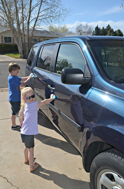 Armor All Wipes, Wash & Wax, Tire Sponges,Finding Teachable Moments For All Ages:  Car Wash & Wax, easy car washing tips, car washing tips