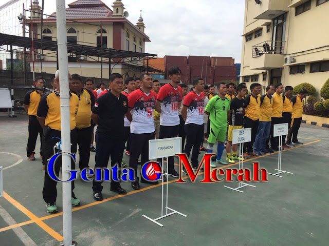 Wujudkan Polisi Peduli, Polres Tanjungpriuk Gelar Kapolres Cup