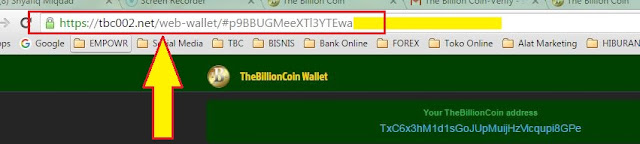 You Know How To Make TBC (The Billion Coin) Wallet ? Read This