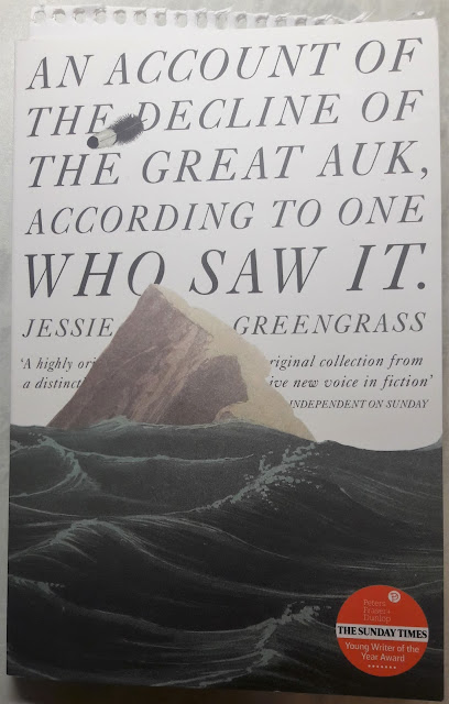 An Account of the Decline of the Great Auk, According to One Who Saw It - Jessie Greengrass