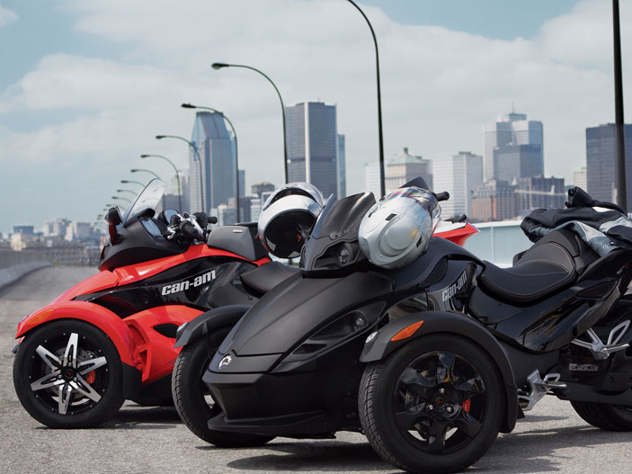Can Am Spyder Bike Wallpapers | Free HD Wallpapers
