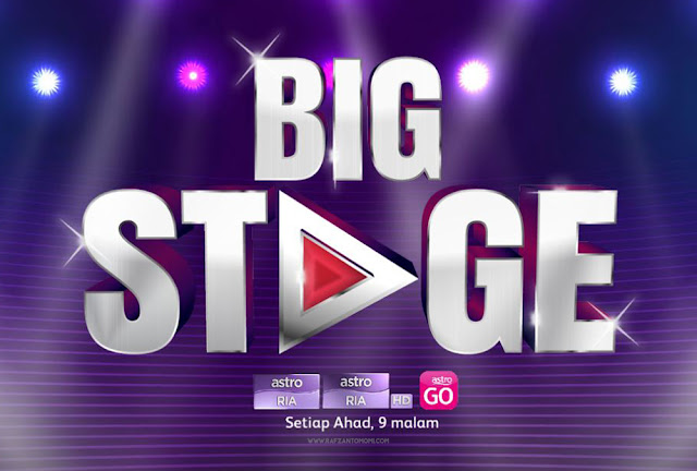 Video Baby Shima Pengsan Di Atas Pentas Big Stage