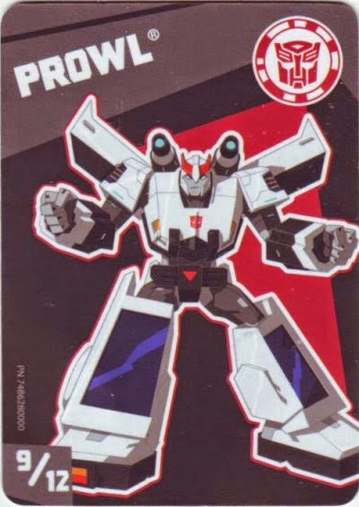 transformers bio card database  rid tiny titans