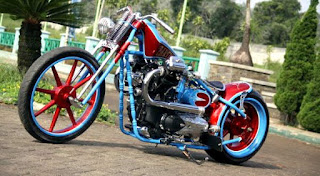 101 Modification Motorcycle Honda Vario 125 FI Cool and Newest This Year