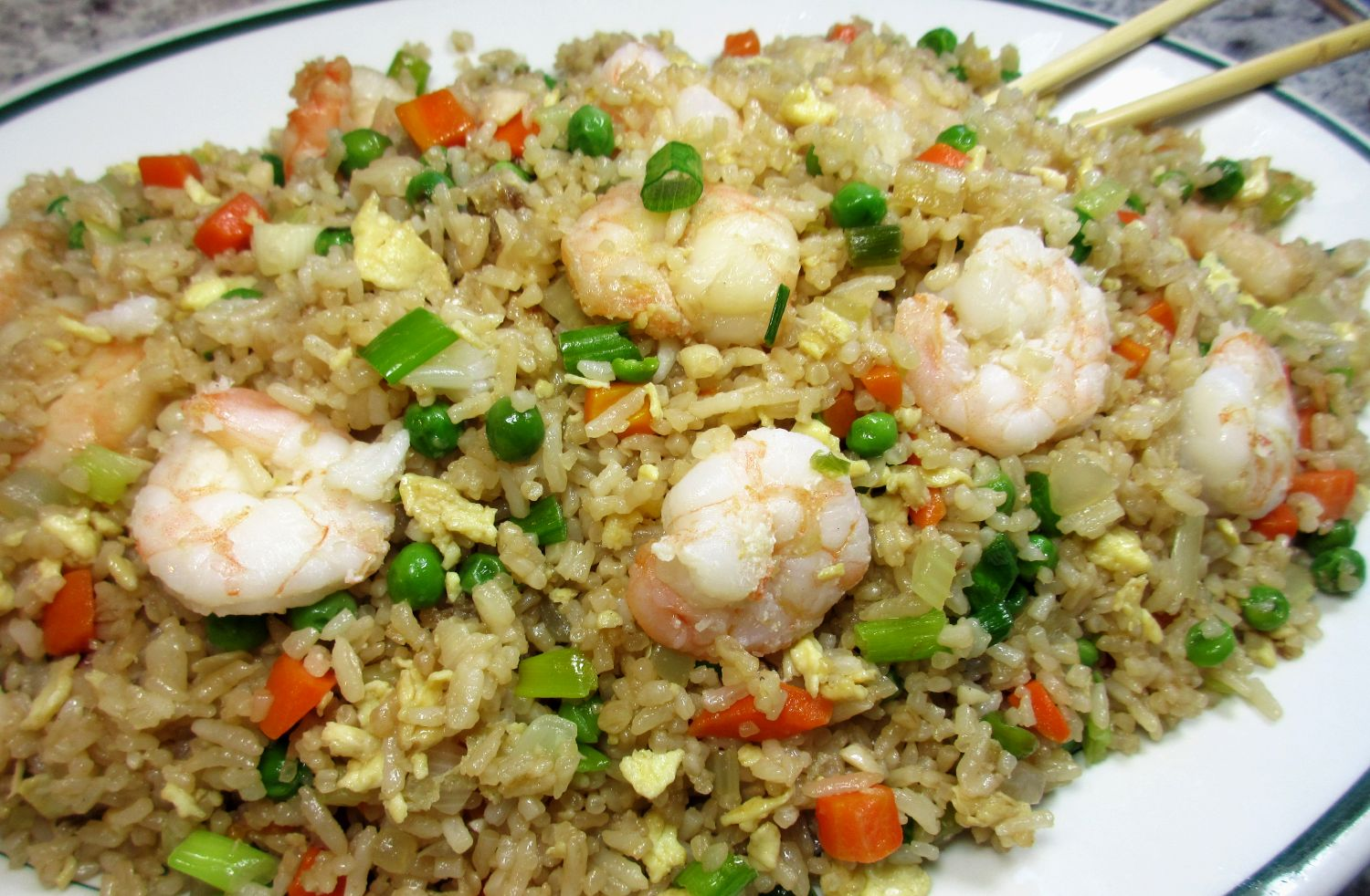 Tess cooks4u how to make shrimp fried rice wok cooking chinese how to make shrimp fried rice wok cooking chinese stir fry recipe ccuart Gallery