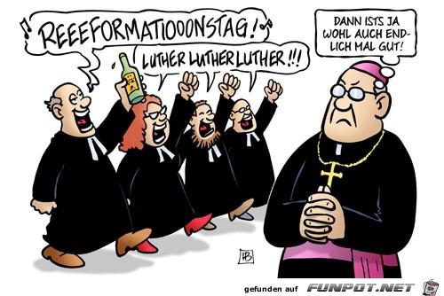 Reformationstag Bilder