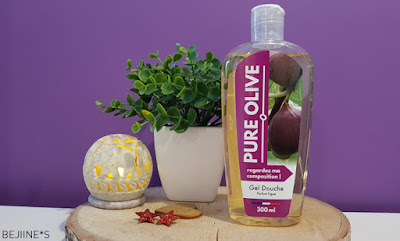 Pure Olive : soins cheveux corps figue
