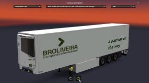 Broliveira Transportes Trailer