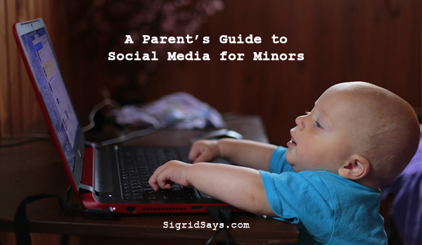 social media parent's guide - parenting in the digital age - parents monitoring social media use