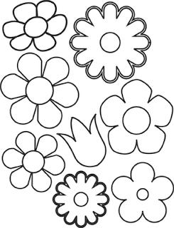 Molde De Flor De Eva Como Faço