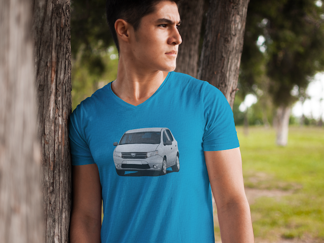 Dacia Sandero t-shirts teespring