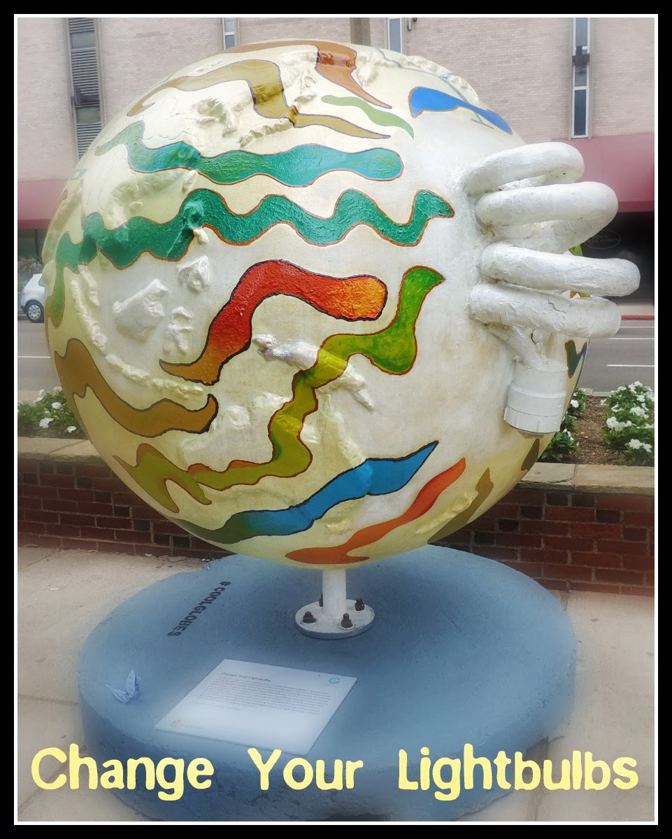 The Cool Globes en Boston: Change Your Lightbulbs
