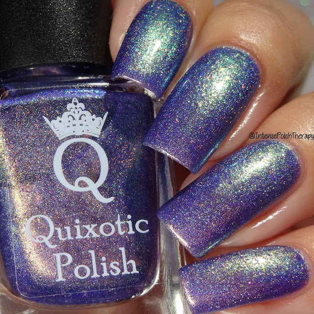Quixotic Polish Hold Fast To Dreams