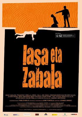 Lasa Eta Zabala 2014 DVD R2 PAL Spanish