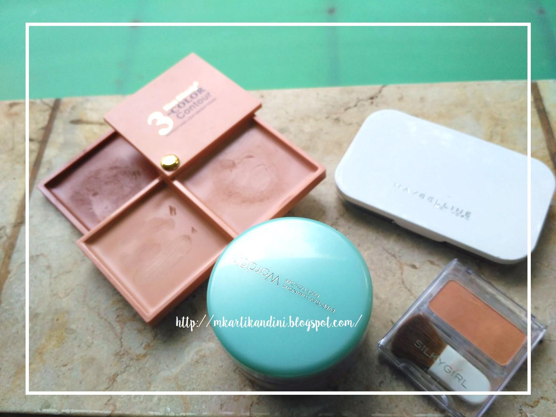 April Beauty Haul : Make Up Part #1 - MKARTIKANDINI