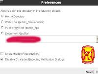 Cara Upload File Website Menggunakan File Manager