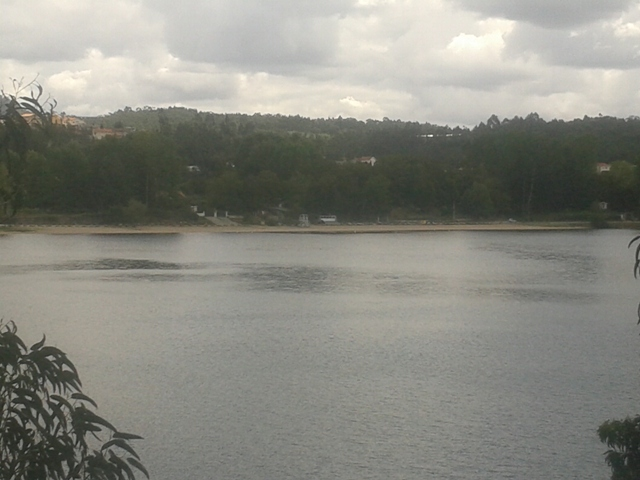 Praia Fluvial de Melres