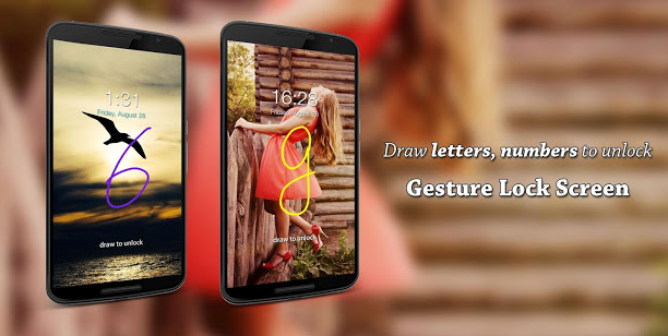 Best Signature lock Screen App For Android - TECH NEWS